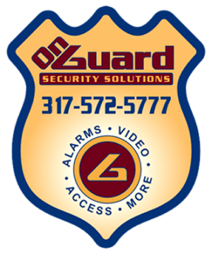 OnGuard Security Badge